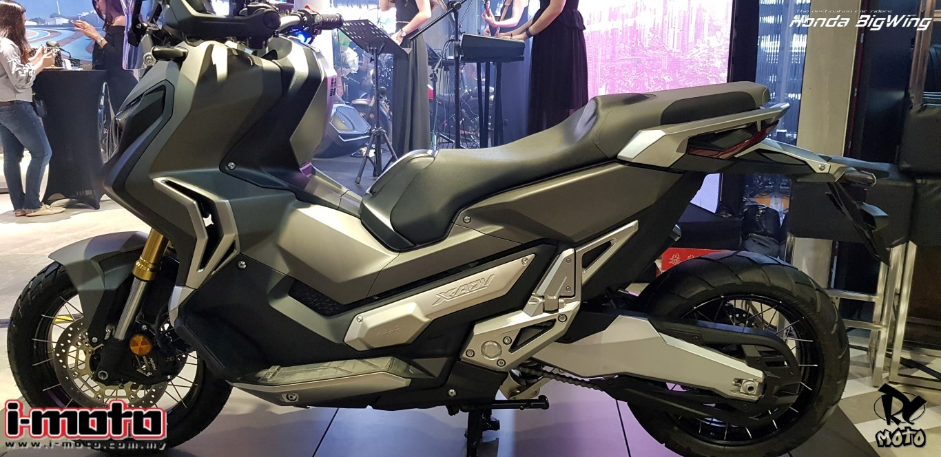 "THE FIRST HONDA""BIGWING"" BY EE TIONG MOTORSPORTS SDN. BHD. OPENS IN SETAPAK"