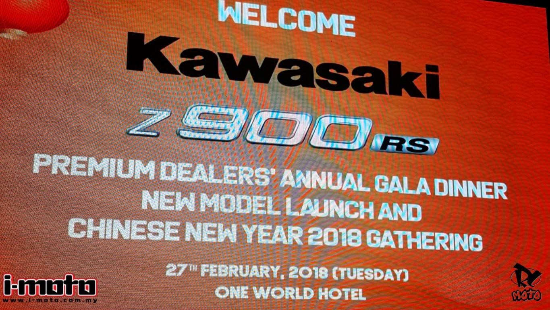 FIRST IMPRESSION: KAWASAKI Z900RS