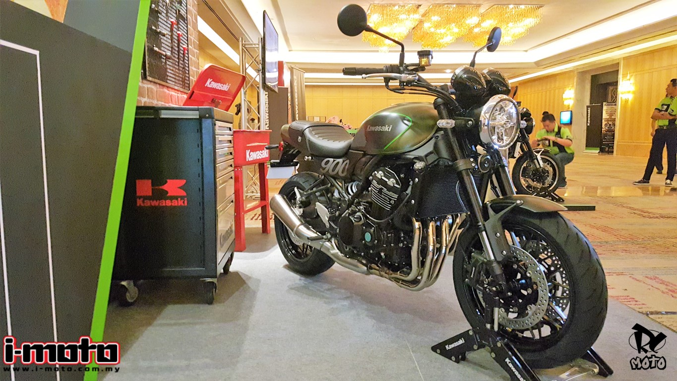 FIRST IMPRESSION: KAWASAKI Z900RS