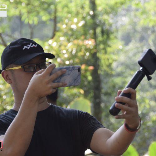 READY, SET, FUSION! HANDS-ON EXPERIENCE WITH GOPRO