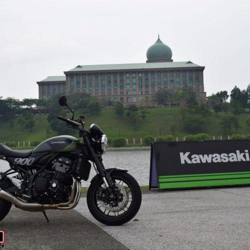 FIRST RIDE: KAWASAKI Z900RS