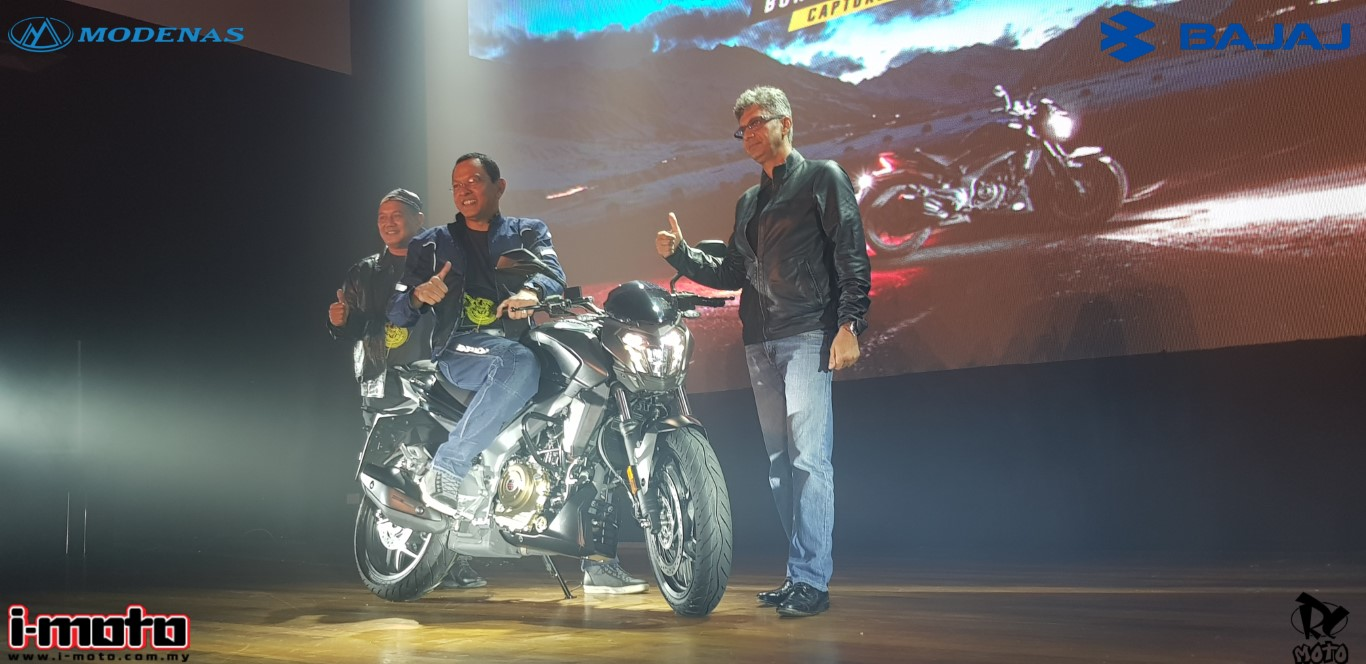 DOMINAR D400 LAUNCHED WITH SPECIAL PRICE AT RM13,788