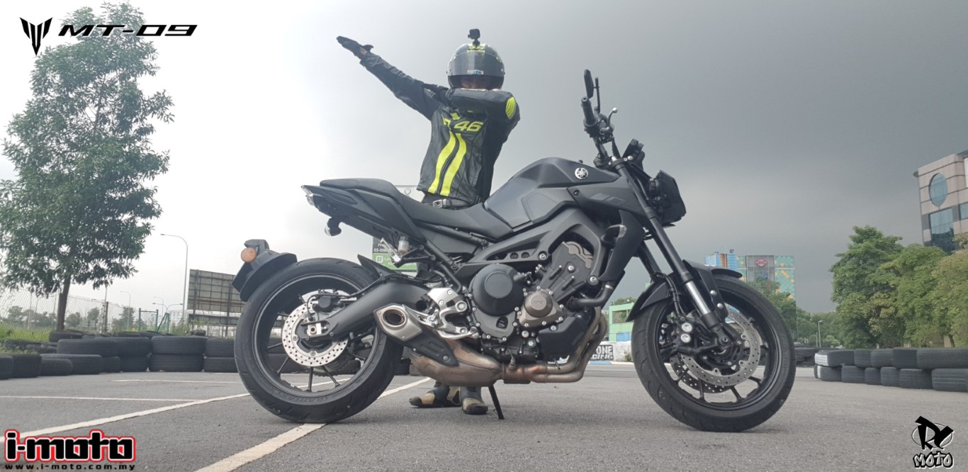 FIRST RIDE: 2018 YAMAHA MT-09