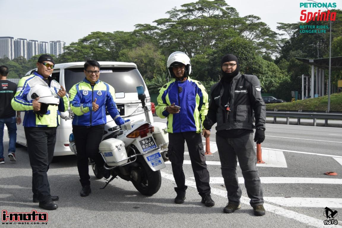 Petronas Sprinta with UltraFlex™ Experience to Believe Convoy to Phuket Bike Week