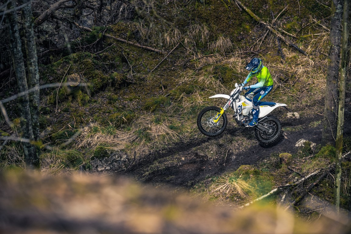 HUSQVARNA MY19 ENDURO LINE UP LAUNCHED