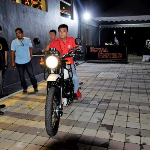 ROYAL ENFIELD HIMALAYAN LAUNCHED RM36,880