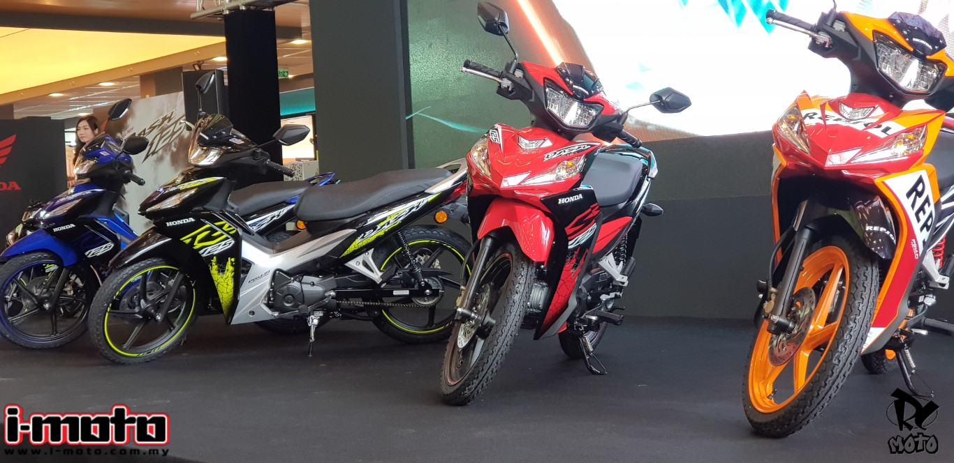 NEW HONDA DASH REVS UP WITH A NEW 125CC ENGINE