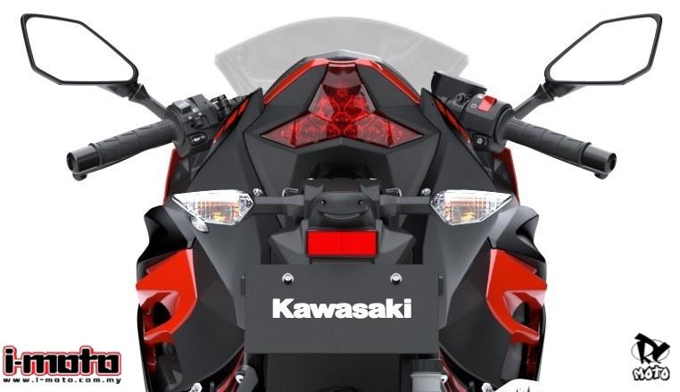 I Moto Are You Ready For 39 Hp 2018 Kawasaki Ninja 250