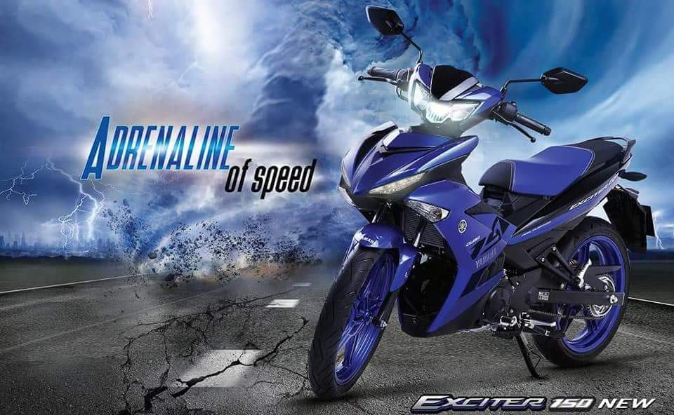 NEW FACE LIFT YAMAHA EXCITER 150 LAUNCHED IN VIETNAM