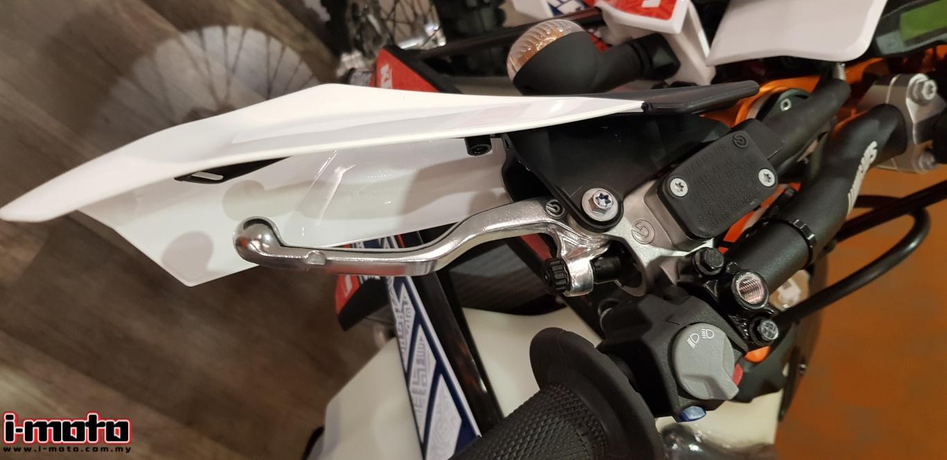 2019 KTM OFF-ROAD RANGE RISES THE BAR HIGHER
