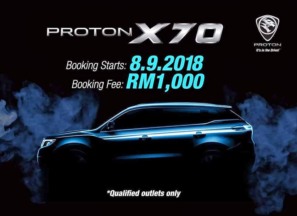 i-Moto | PROTON X70 PRICES STARTS FROM RM85,888-RM138,888