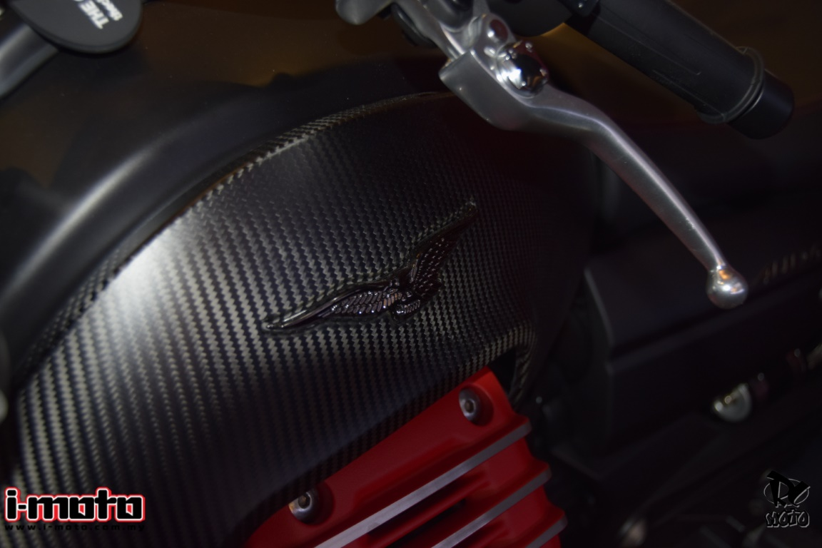 MUSCLE MOTO GUZZI AUDACE CARBON STOMPS IN TO MALAYSIA