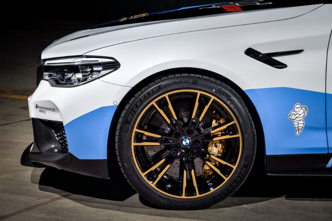 THE BMW M5 MOTOGP SAFETY CAR – THE OFFICIAL CAR OF MOTOGP TO HIT KUALA LUMPUR ROADS