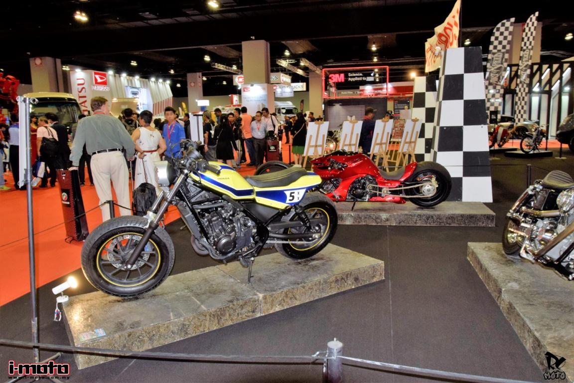 KUALA LUMPUR INTERNATIONAL MOTOR SHOW 2018 (KLIMS 2018) @ MITEC