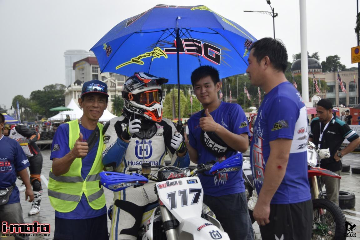 SUPERMOTO: ROUND FIVE FIM ASIA SUPERMOTO CHAMPIONSHIP 2018 DATARAN MERDEKA, KUALA LUMPUR