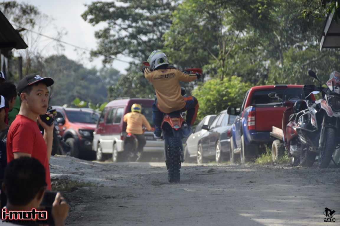FUN IN THE DIRT, ROCX ENDURO MALAYSIA OFFICIALLY OPENS