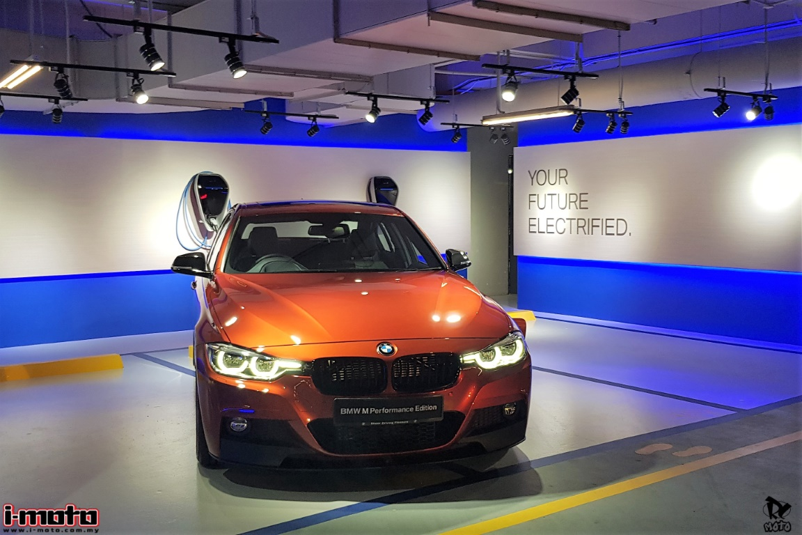 BMW MALAYSIA CHARGES FORWARD TO 2019