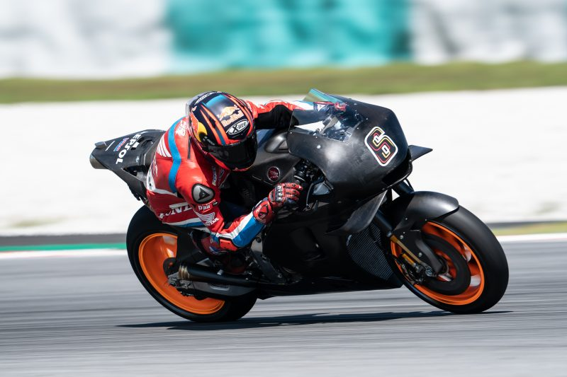 SEPANG TEST: MARQUEZ FASTEST DAY ONE!