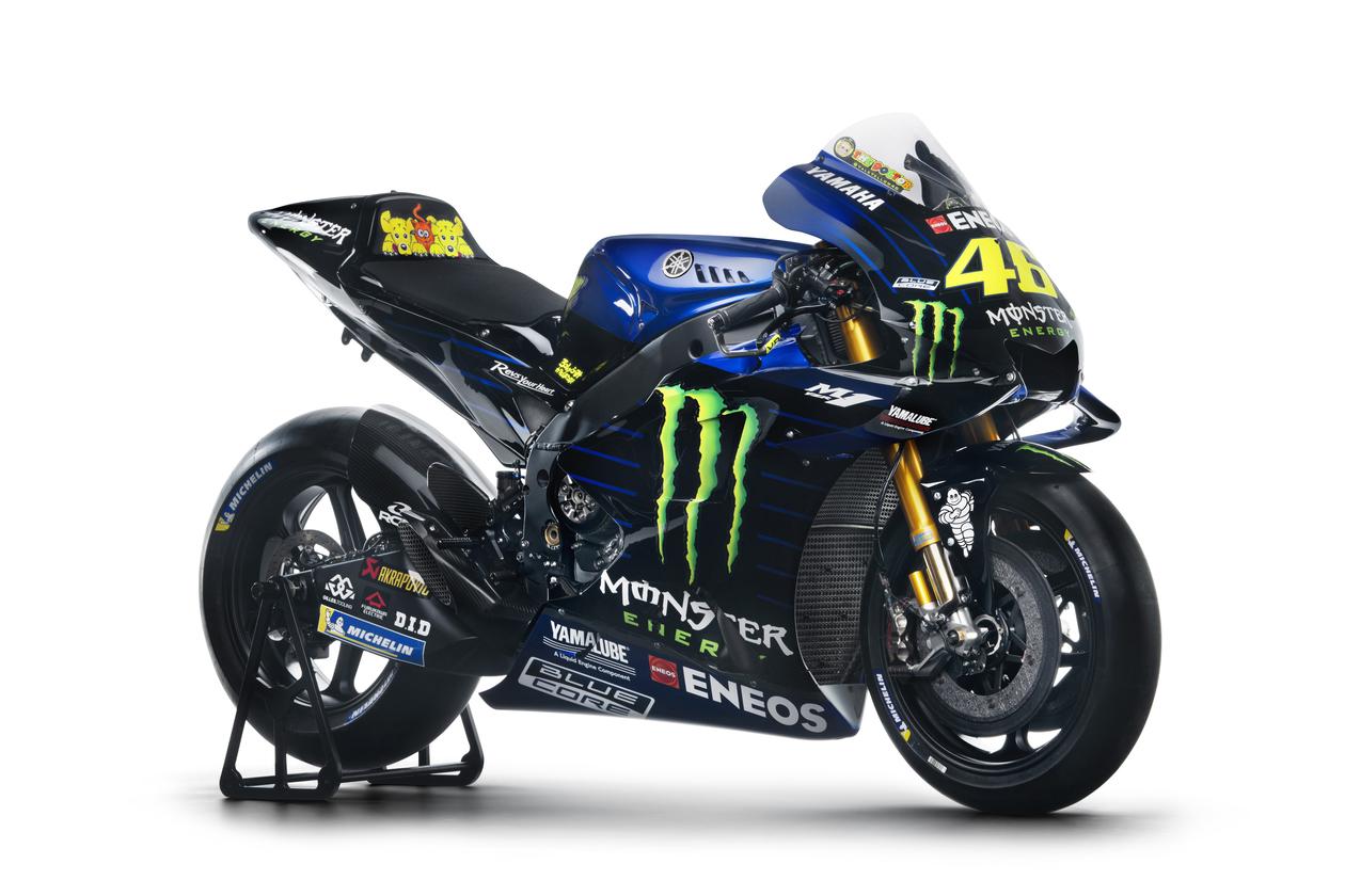 2019 MONSTER ENERGY YAMAHA MOTOGP TEAM PRESENTATION