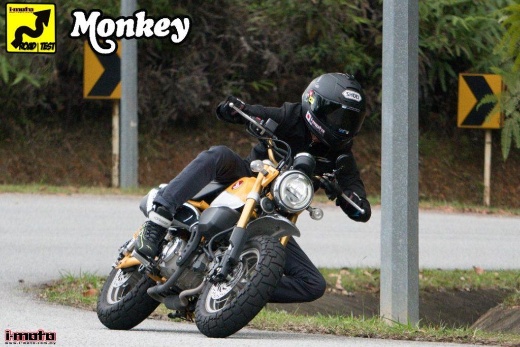I Moto Honda Monkey A Monkey For The City