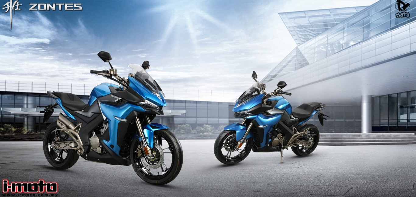 ZONTES OR YOU MAY JUST BUY IT! ZONTES ZT310 SERIES FROM RM19,800-RM22,800!