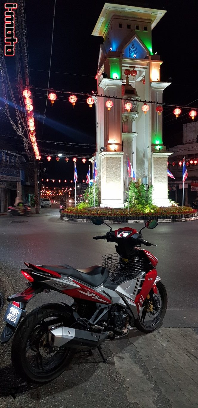 MFORCE BIKE MEDIA RIDE TO BETONG THAILAND