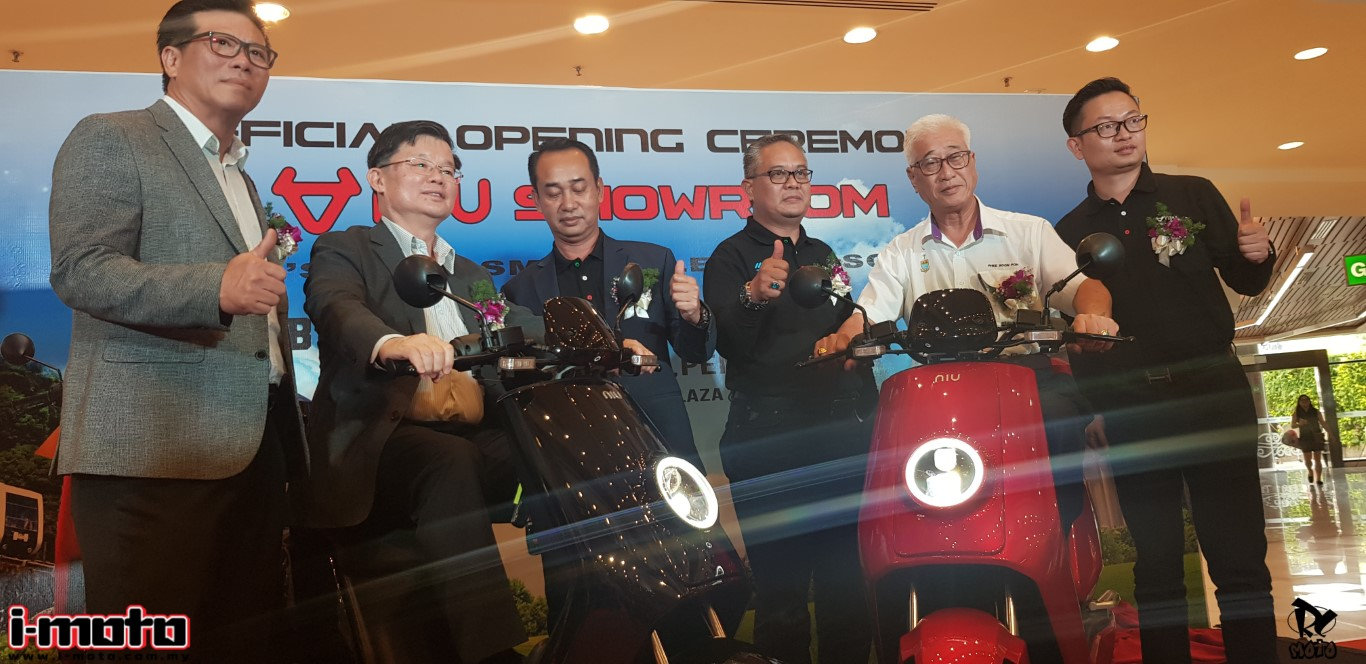 NIU SMART E-SCOOTER LAUNCHED RM8,880