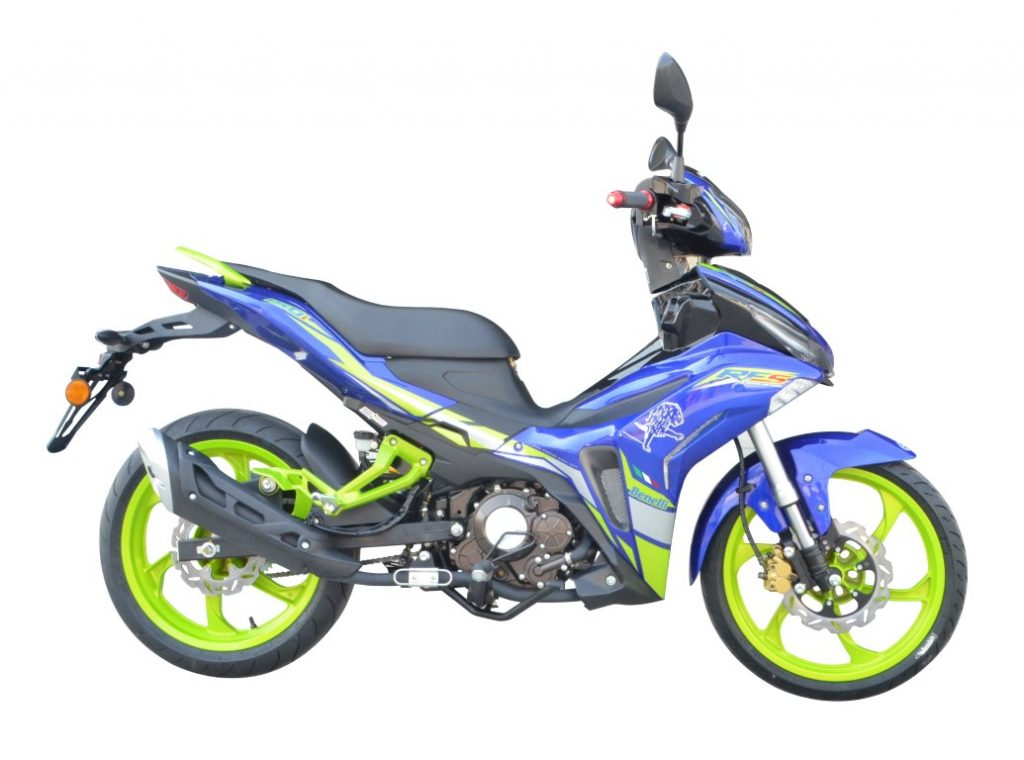Benelli RFS150i Special Edition (SE)