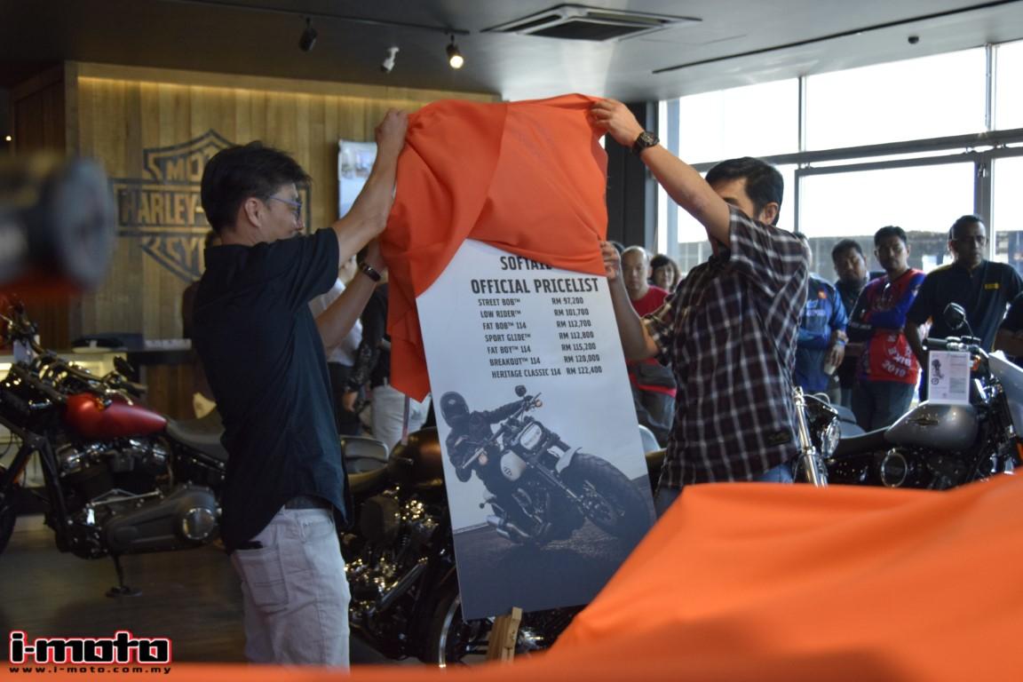 HARLEY-DAVIDSON PENANG STRENGTHENS HARLEY DAVIDSON PRESENCE IN MALAYSIA
