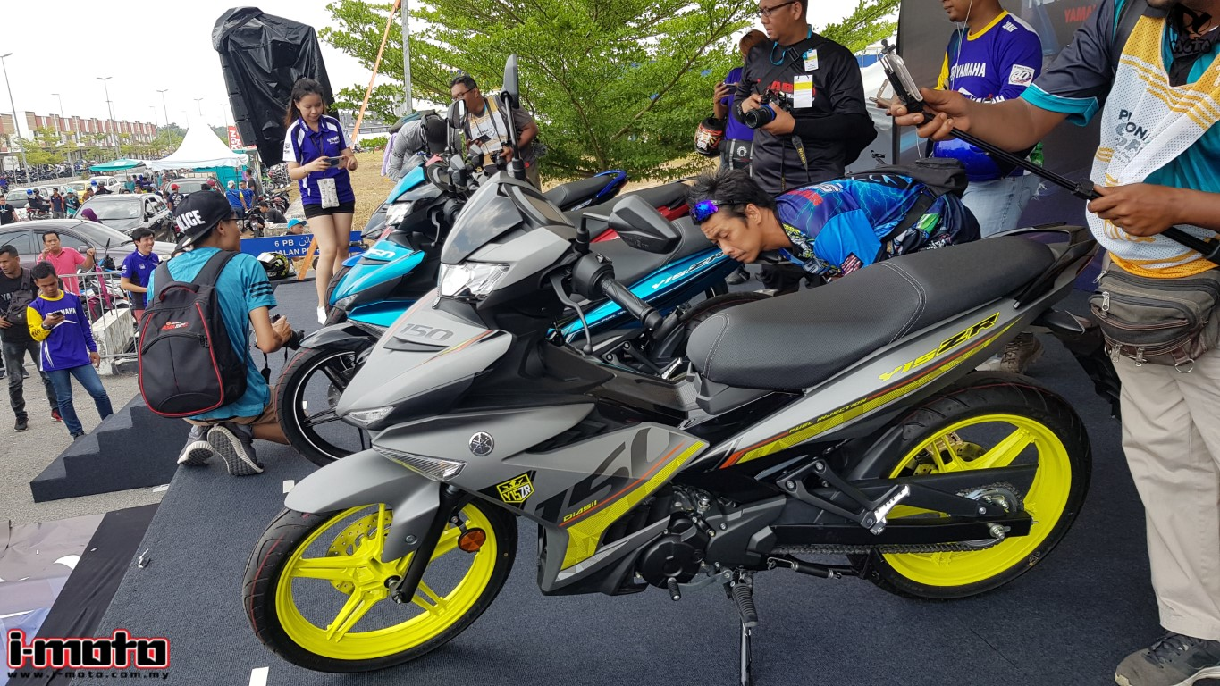 i-Moto | 2019 Y15ZR V2 OUT NOW RM 8,168 00