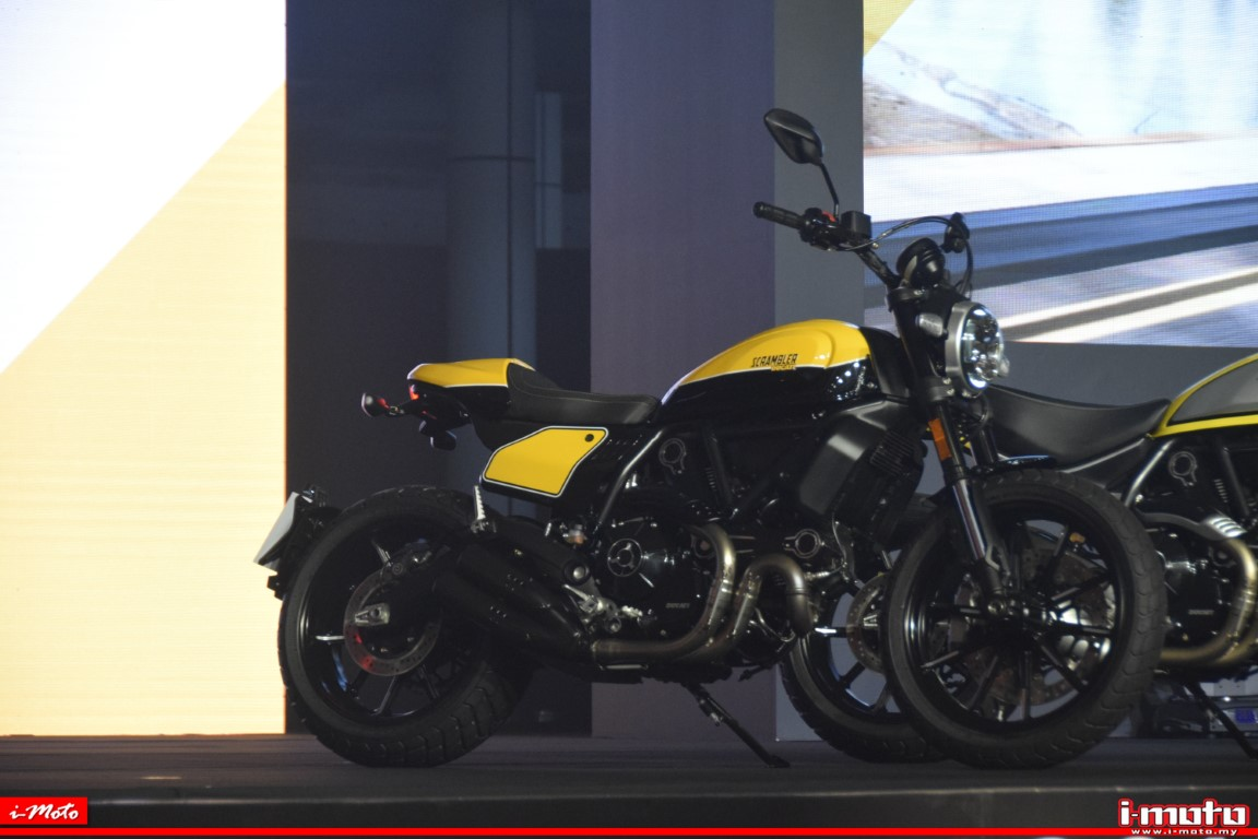 DUCATI PREMIERS 9 EXCITING NEW MOTORCYCLES FOR 2019
