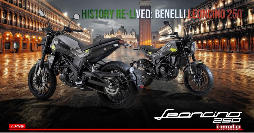 Leoncino 250 FB Cover