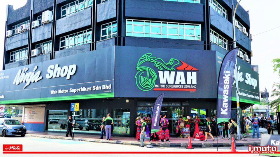Merdeka62 Wah Motor Superbike Grand Opening