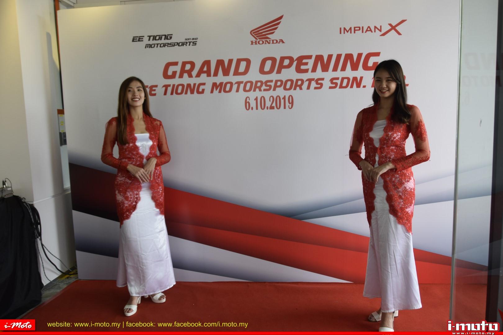 PERFECT 10, HONDA OFFICIALLY OPENS 10TH IMPIAN X IN SETAPAK, KUALA LUMPUR!