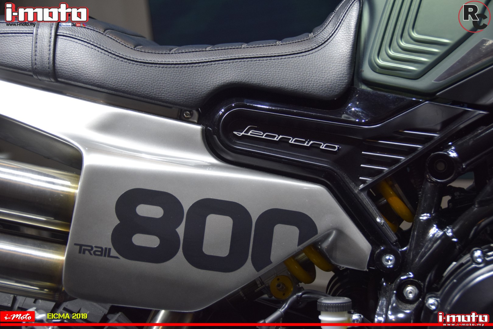 EICMA 2019 | LAUNCHED: 2020 BENELLI LEONCINO 800 TRAIL VERSION | 754 CC | 81.6 HP | 67 NM