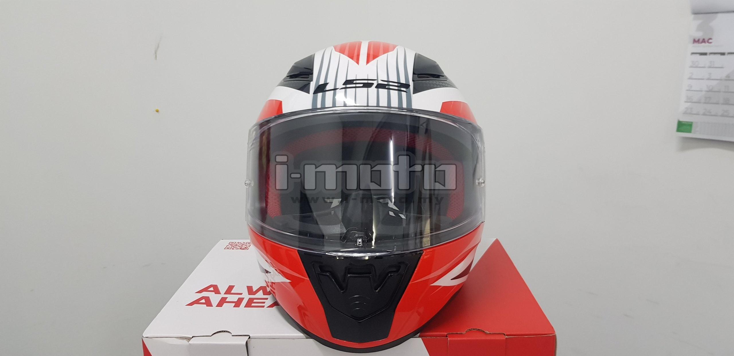 LS2 Helmet Rapid