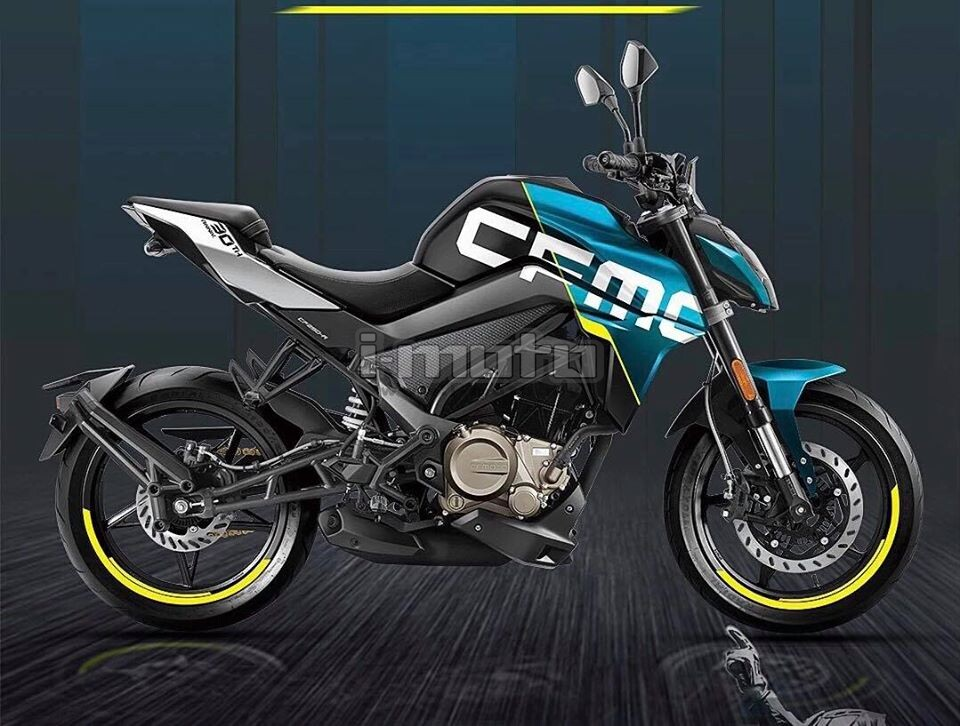 FREE  1 YEAR 1ST PARTY INSURANCE AND ROADTAX CFMOTO 250NK LIMITED EDITION