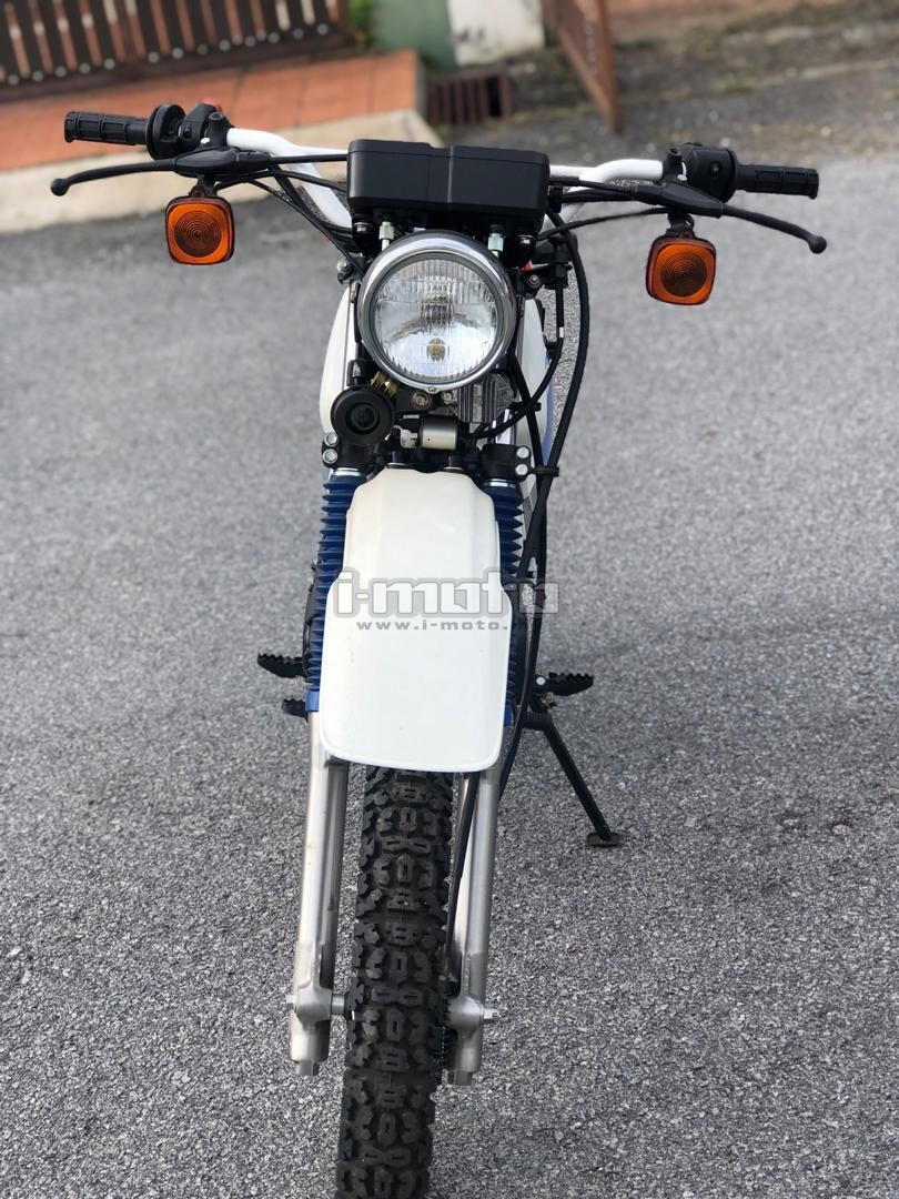 RETRO NEW UNREGISTERED HONDA XL125