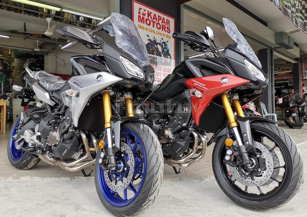 New Yamaha Tracer 900 GT ABS ( Versys TRk )